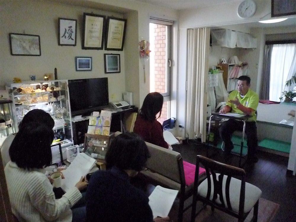 疲労回復・肩こり・腰痛解消。川崎整体院で「不思議大好きセミナー」を開催