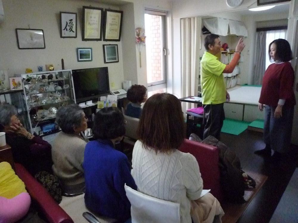 川崎整体院で開催の「不思議大好きセミナー」(スピリチュアルなお話)