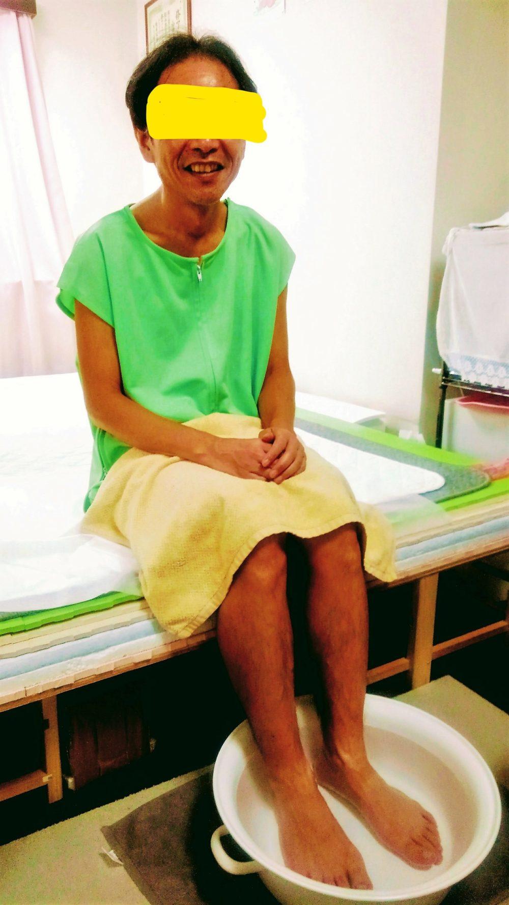 川崎駅前整体院 ハーモニー回復院でアロママッサージ&巻き爪矯正が出来る